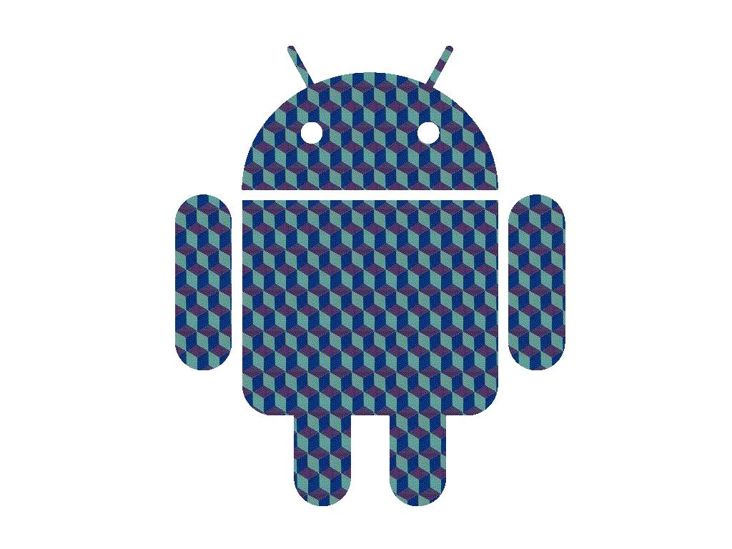 Qbert_squares_android_logo