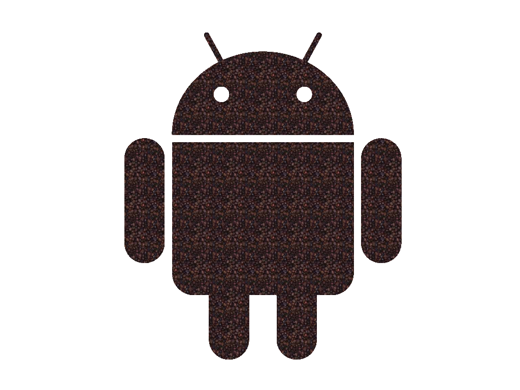 coffee_bean_android_logo_java