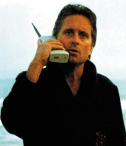 gecko-wall-street-mobile-Motorola DynaTAC 8000X brick phone