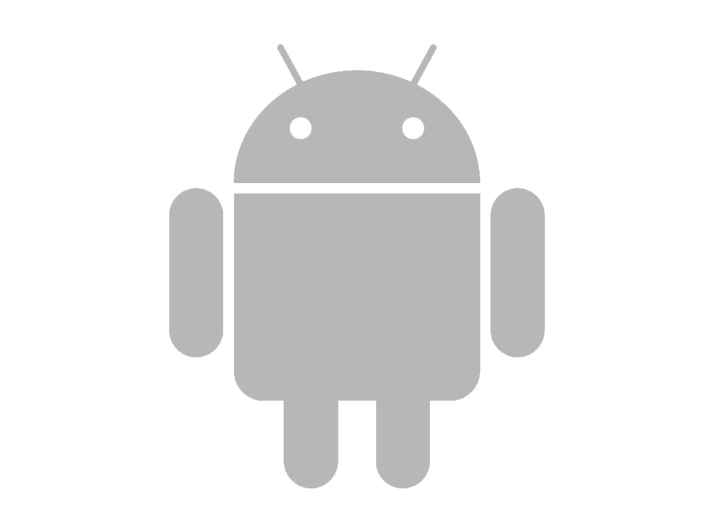 grey_android_logo