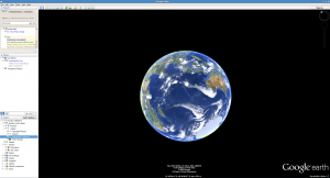 Screenshot-Google-Earth-Globe-Linux-with-weather