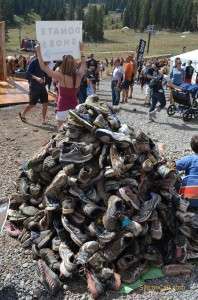 Tough-Mudder-Nor-Cal-2012-Shoe-Donate-Pyramid-pile