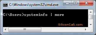 Windows-dos-command-systeminfo-SiliconCali.com