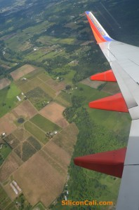 Southwest-SJC-PDX-landing-at-Portland