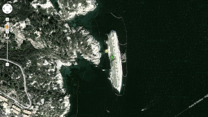 Costa-Concordia-Italian-cruise-ship-Google-Maps