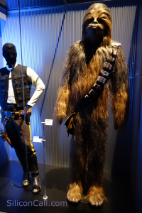 Chewbacca costume tech museum archives for Star wars museum san francisco