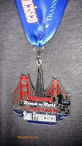 Rock_and_Roll_Half_Marathon_San_Francisco_Finisher_Medal_SiliconCali