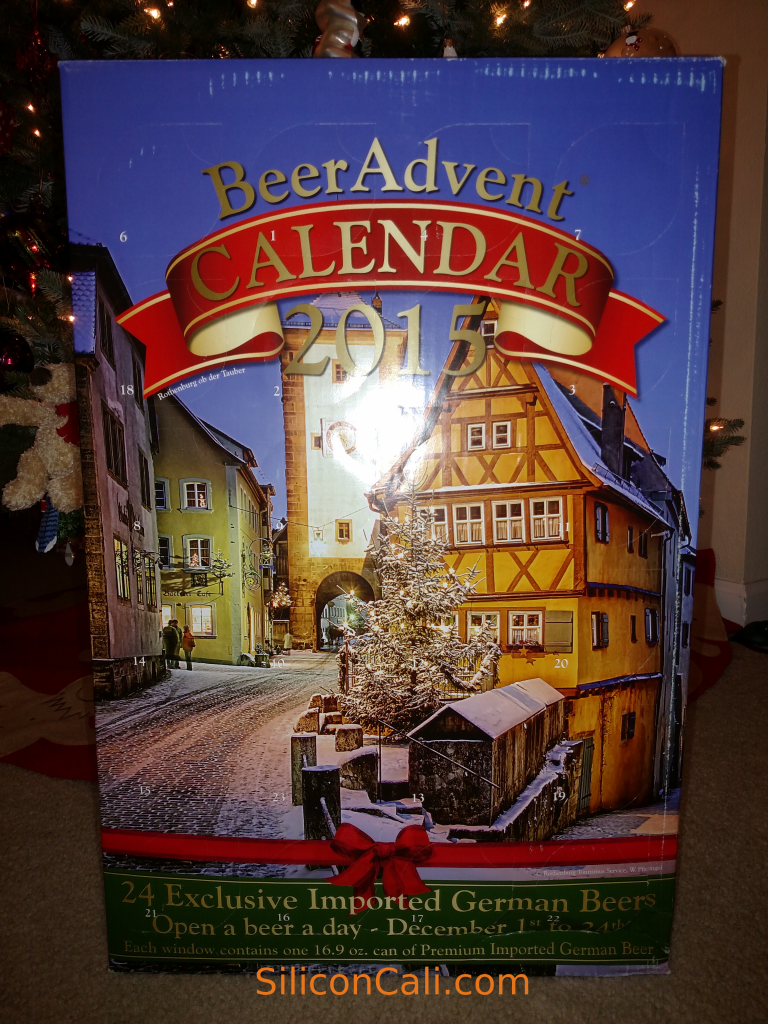German-Beer-Advent-Calendar